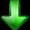 seta-baixo-verde
